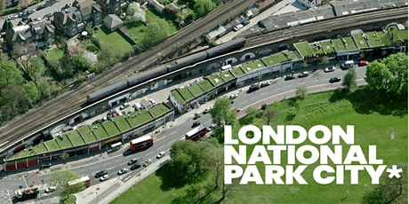London National Park City: What if we create more & better green corridors? tickets