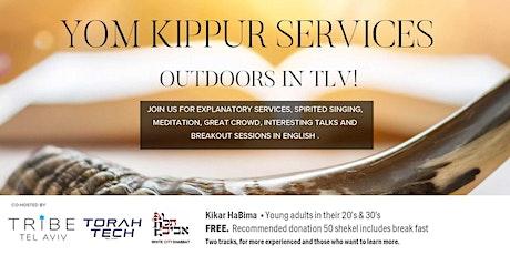 Tel Aviv Yom Kippur Under the Stars w Young Community tickets