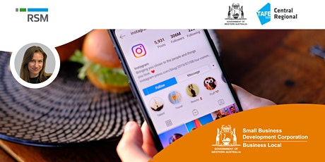 Instagram Essentials for Small Business (Exmouth) tickets