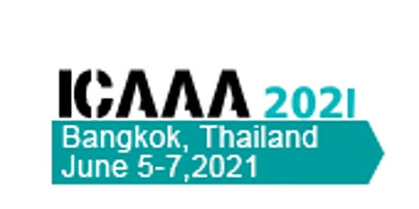 11th International Conference on Asia Agriculture and Animal (ICAAA 2021) tickets