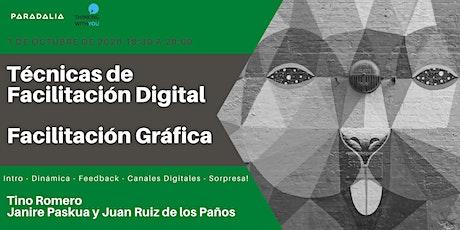 Técnicas de Facilitación Digital: Facilitación Gráfica boletos