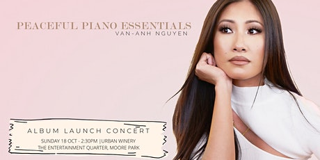 Peaceful Piano Essentials Album Launch Show tickets
