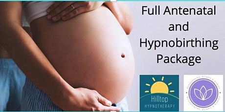 FULL Antenatal and Hypnobirthing Package tickets