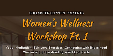 Women's Wellness Workshop tickets