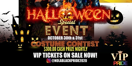 Annual Black LGBT Halloween VIP Party tickets
