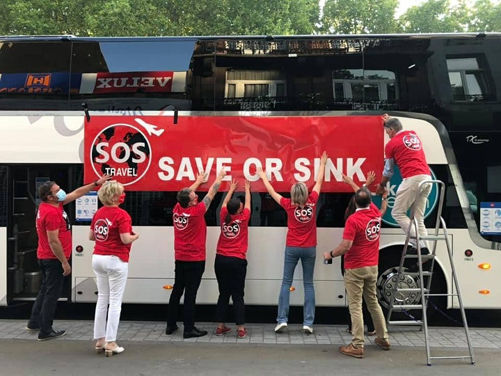 SOS Travel: Save Or Sink image