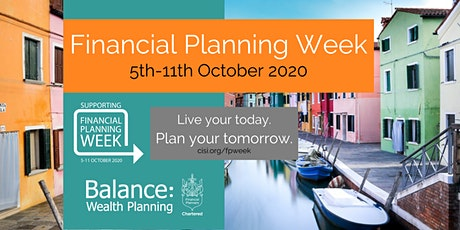 What is Financial Planning? tickets