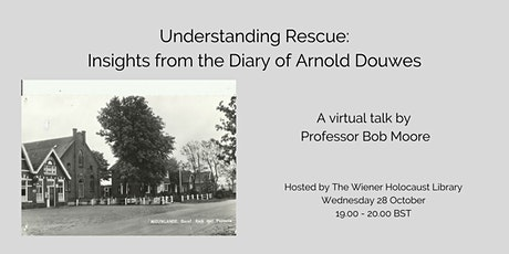 Understanding Rescue: Insights from the Diary of Arnold Douwes tickets