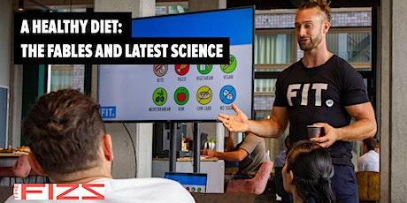Workshop A healthy diet tickets