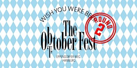 The OBTOBERFEST @ Eppendorfer Weg Hamburg Tickets