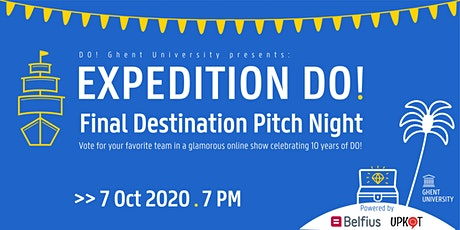 Expedition DO! Final Destination Pitch Night live tickets