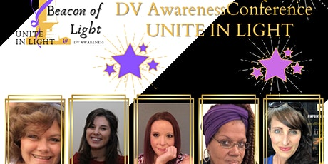 DV Awareness and Action Event: Unite in Light! tickets