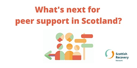 What's next for peer support in Scotland? tickets