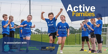 Active Families with The Irish Times for European Week of Sport tickets