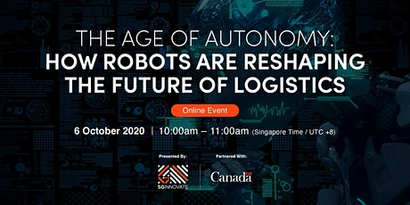 The Age of Autonomy: How Robots are Reshaping the Future of Logistics tickets