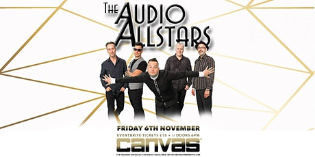 The Audio Allstars Live tickets