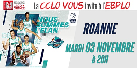 CCLO - EBPLO vs ROANNE - 03/11/20 billets
