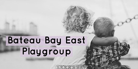 Bateau Bay East Playgroup Term 4 tickets