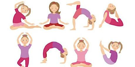 Yoga pour enfants à Arlon tickets