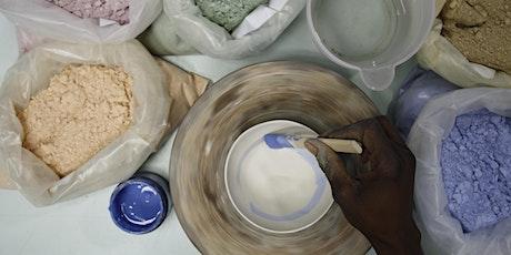 Corso di ceramica 2021 [ 3 date ] - €100 biglietti