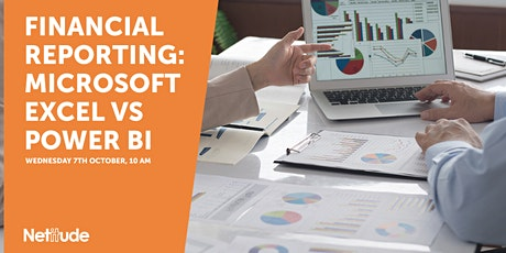 Finance Reporting: Excel Vs Power BI tickets