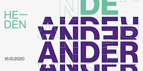 HEDEN: De Ander tickets