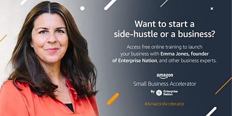Amazon Small Business Accelerator: Shipping, Sales and Logistics tickets
