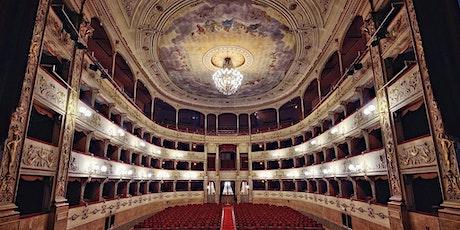 A testa alta | Visite guidate al Teatro della Pergola biglietti
