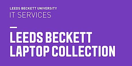 Leeds Beckett Laptop Collection tickets