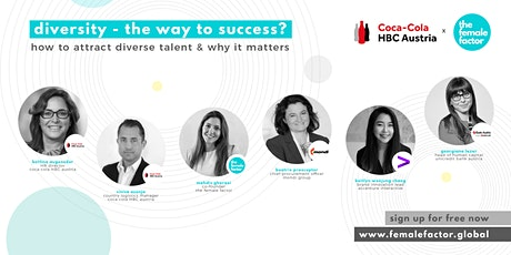 Diversity, the way to success? tickets