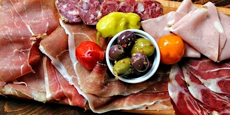 Cooking Class with Chef Francesco: Italian Meats tickets