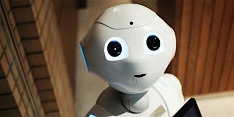 Samarbejdende robotter i praksis tickets