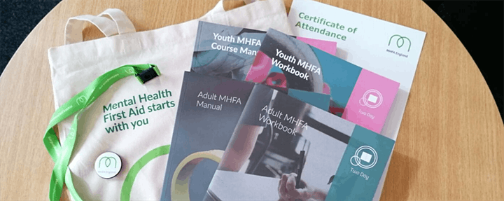 Two Day Adult Mental Health First Aid image