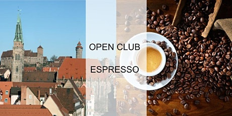 Open Club Espresso (Nürnberg) – November billets