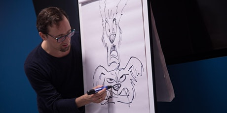 Kilkenny Animated Workshop with Fabian Erlinghäuser (Age 6 - 12) tickets