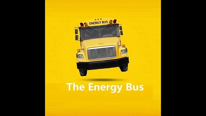 Book Review & Discussion : The Energy Bus image