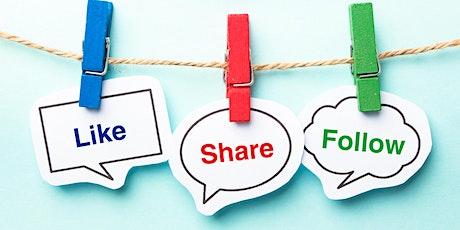 Using Facebook for Business Webinar tickets
