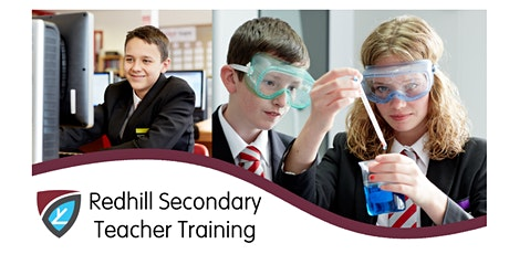 Redhill Secondary Teacher Training Information Evening tickets