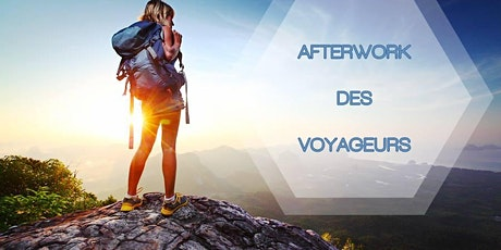 L'Afterwork du Voyageur: open bar, open food billets