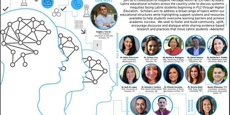Meeting de las Mentes 2020: Reimagining Latinx Education tickets