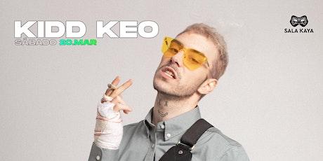 Concierto Kidd Keo (showcase) - Sala Kaya (Madrid) entradas