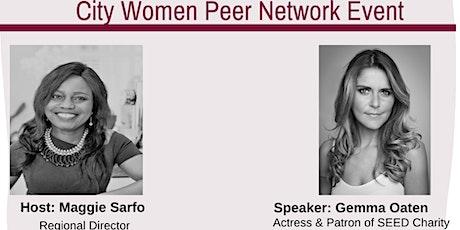 City Execs/Professionals Virtual Peer Network Event tickets