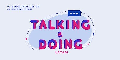 SCL Talking & Doing | Behavioral Design - Ol Jonatan Beun entradas