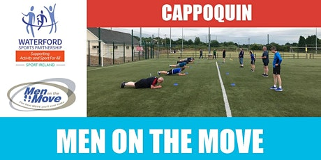 Men on the Move Cappoquin - October 2020 tickets