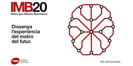 ¿Quieres diseñar la experiencia del metro del Futuro? entradas