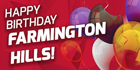 Edge Farmington Hills 1st Birthday Celebration! tickets