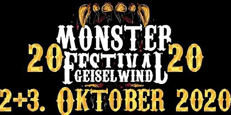Monster Festival 2021 Tickets