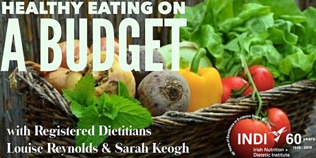 Healthy Eating on a Budget tickets