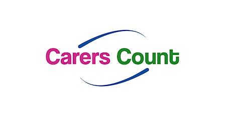 Virtual Kirklees Mental Health Carers Forum 12th October 13:00  - 14:30 tickets