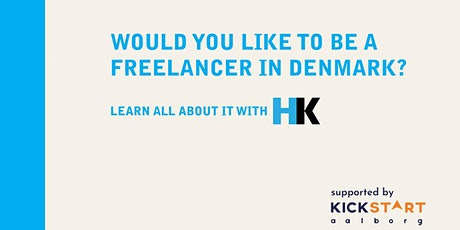 How to freelance in Denmark tickets